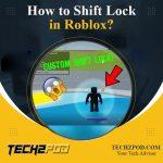 enable shift lock in roblox