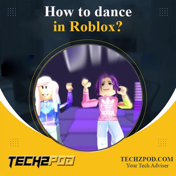 dance in roblox