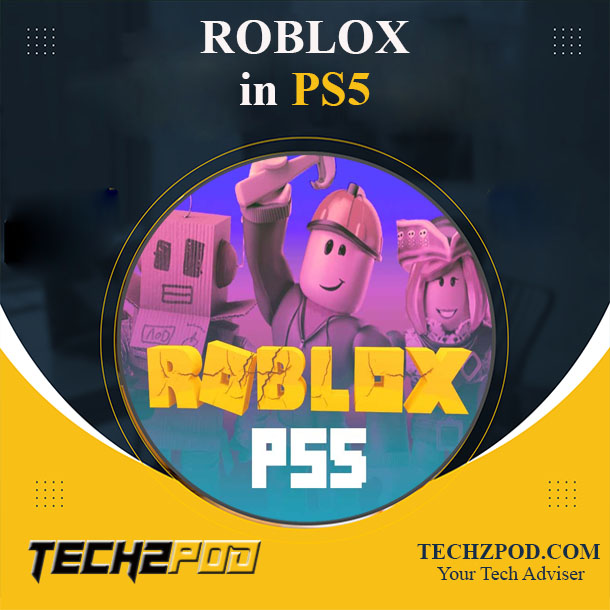 Download Roblox in PS5